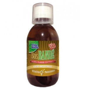 bois bande 200 ml menthe poppers planet
