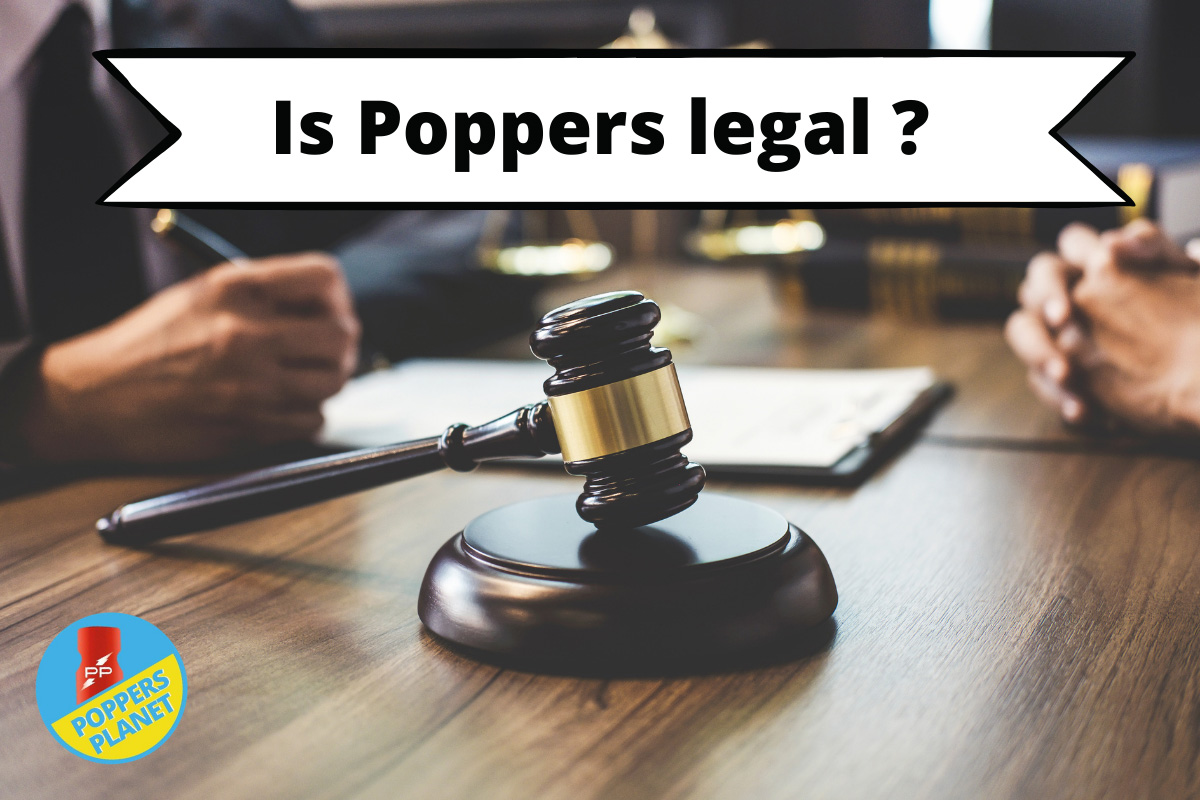 is poppers legal poppersplanet