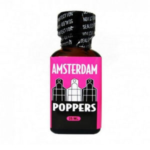 maxi amsterdam 25ml amyle poppers planet 1