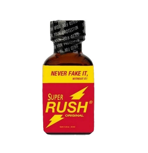 super rush amyle poppers 25ml poppers planet