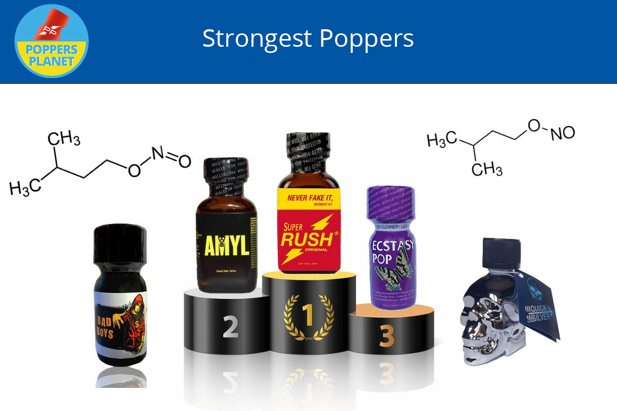 strongest poppers top 5